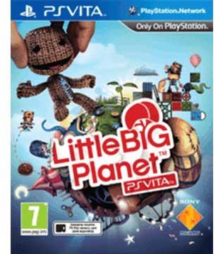 PS Vita-LittleBigPlanet PS Vita