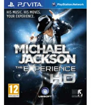 PS Vita-Michael Jackson: The Experience