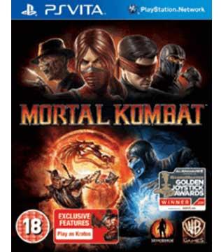 PS Vita-Mortal Kombat
