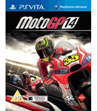 PS Vita-MotoGP 14