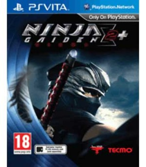 PS Vita-Ninja Gaiden Sigma 2 Plus