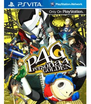 PS Vita-Persona 4: Golden