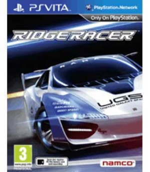 PS Vita-Ridge Racer