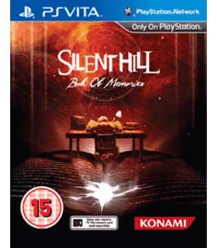 PS Vita-Silent Hill: Book of Memories