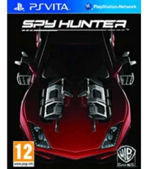 PS Vita-Spy Hunter