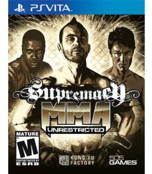 PS Vita-Supremacy MMA: Unrestricted