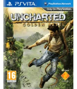 PS Vita-Uncharted: Golden Abyss
