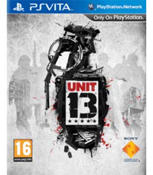 PS Vita-Unit 13