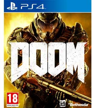 PS4-Doom
