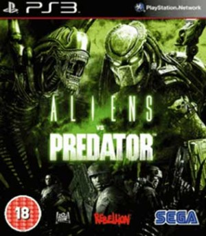 PS3-Aliens VS Predator