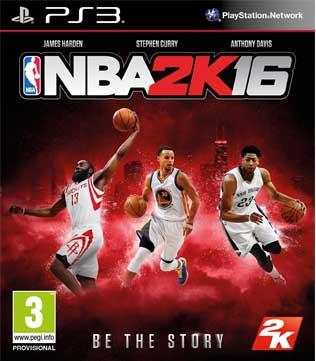 PS3-NBA 2K16