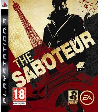 PS3-The Saboteur