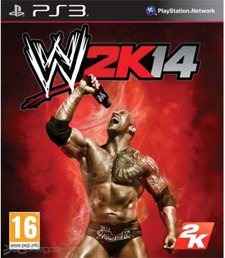 PS3-WWE 2K14