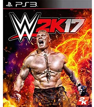 PS3-WWE 2K17