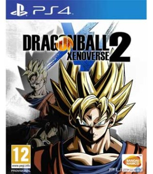 PS4-Dragon Ball Xenoverse 2