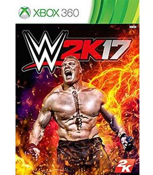 Xbox 360-WWE 2K17