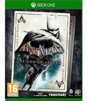 Xbox One-Batman Return To Arkham