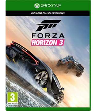 Xbox One-Forza Horizon 3