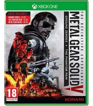 Xbox One-Metal Gear Solid V: The Phantom Pain - Definitive Experience