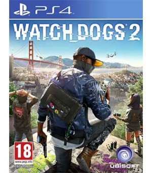 PS4-Watch Dogs 2
