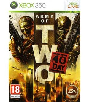 Xbox 360-Army of Two