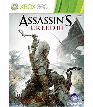 Xbox 360-Assassin's Creed III