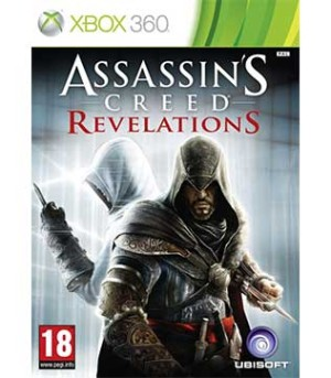 Xbox 360-Assassins Creed Revelations