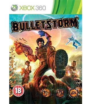 Xbox 360-Bulletstorm