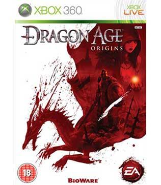 Xbox 360-Dragon Age Origins