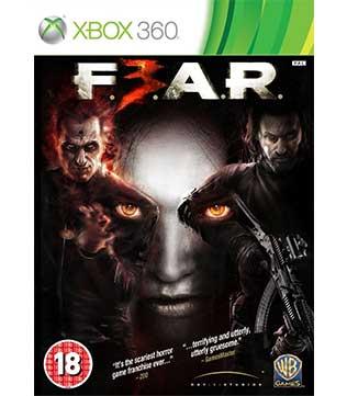 Xbox 360-F.E.A.R 3