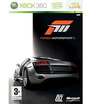 Xbox 360-Forza Motorsport 3