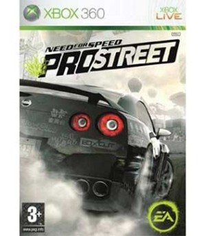 Xbox 360-Need for Speed Prostreet