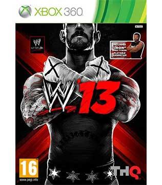 Xbox 360-WWE 2K13