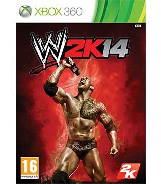 Xbox 360-WWE 2K14