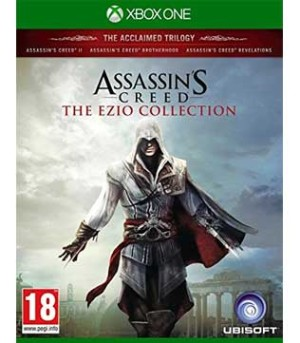 Xbox One-Assassins Creed The Ezio Collection