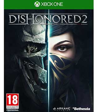 Xbox One-Dishonored 2