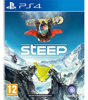 PS4-Steep