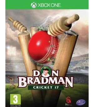Xbox One-Don Bradman Cricket 17