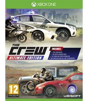 Xbox One-The Crew Ultimate Edition