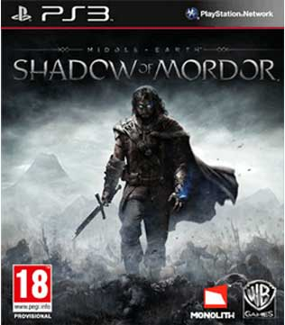 PS3-Middle-Earth: Shadow of Mordor