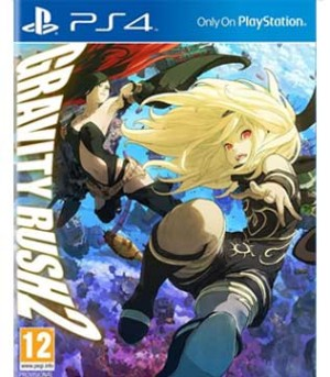 PS4-Gravity Rush 2