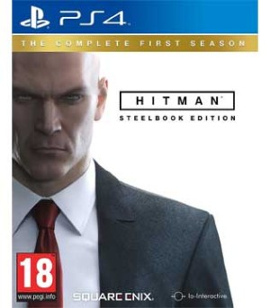 PS4-Hitman: The Complete First Season