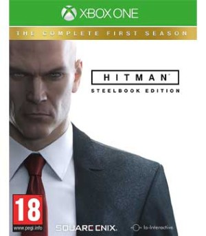Xbox One-Hitman: The Complete First Season