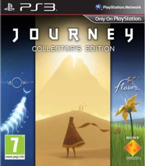 PS3-Journey Collectors Edition