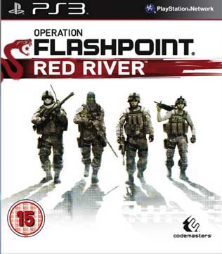 PS3-Operation Flashpoint Red River