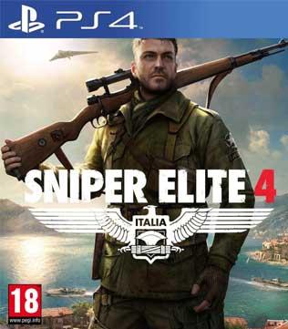 PS4-Sniper Elite 4