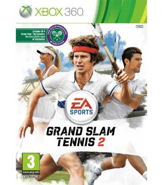 Xbox 360-Grand Slam Tennis 2