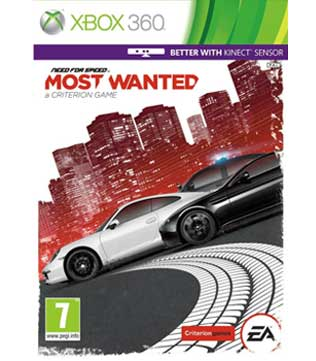 Xbox 360-Need for Speed Most Wanted
