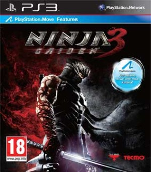 PS3-Ninja Gaiden 3 Razors Edge