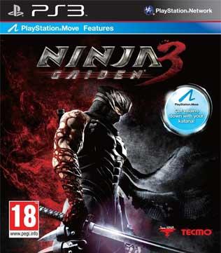 PS3-Ninja Gaiden 3 Razors Edge